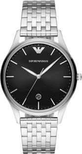 Zegarek EMPORIO ARMANI - Adriano AR11286 Silver
