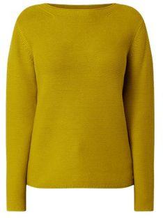 Sweter damski Marc O'Polo z okrągłym dekoltem