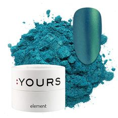 YOURS Element – Green Peacock