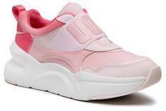 Ugg Sneakersy W La Flex 1118773 Różowy