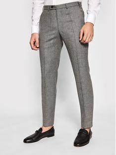 Digel Spodnie materiałowe Kai 1200305 Szary Slim Fit