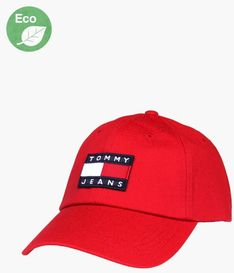 "Tommy Jeans ""Heritage Cap"" Red"