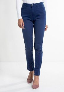 ESPRIT Casual - Jeansy Slim Fit - granatowy