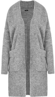 Sweter damski Style z dekoltem w serek casual