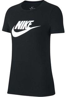 Bluzka damska Nike czarny