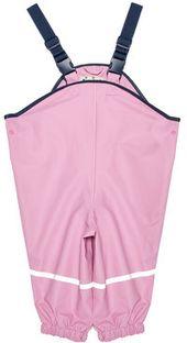 Playshoes Spodnie materiałowe 405424 M Różowy Regular Fit