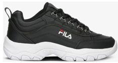 Fila sneakersy damskie sportowe na platformie bez wzorów