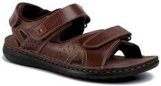 Sandały LASOCKI FOR MEN - MI07-A700-A554-07 Brown