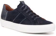 Lloyd Sneakersy Assam 20-519-38 Granatowy