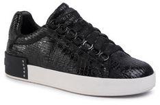 SuperTrash Sneakersy Lina Low Snk W 1941 001502 Czarny