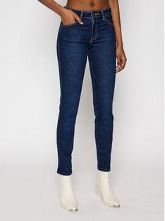 Wrangler Jeansy Slim Fit Body Bespoke W28LVH78Y Granatowy Slim Fit