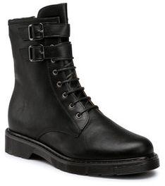 Trussardi Jeans Botki 79A00617 Czarny