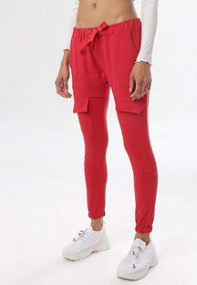 Czerwone Spodnie Aelle
