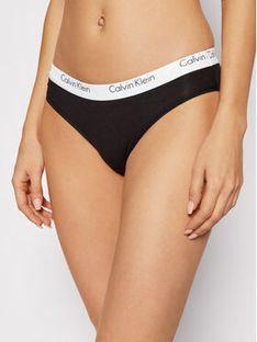 Calvin Klein Underwear Figi klasyczne 000QF1369E Czarny