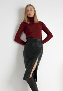 Czarna Spódnica Harelaela