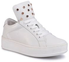 Sneakersy GINO ROSSI - WI16-LEECE-01 White