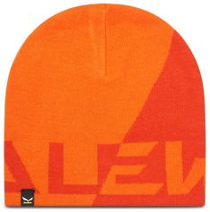 Czapka SALEWA - Antelao 2 Reversible Wo Beanie 27357 Red Orange/Darker 4151