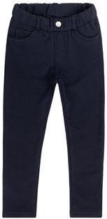 Mayoral Spodnie materiałowe 560 Granatowy Super Skinny