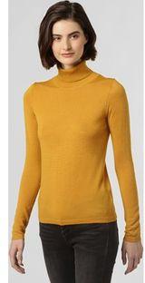 Sweter damski Brookshire żółty