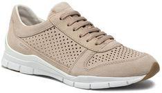 Geox Sneakersy D Suke B D02F2B 00022 C6738 Beżowy