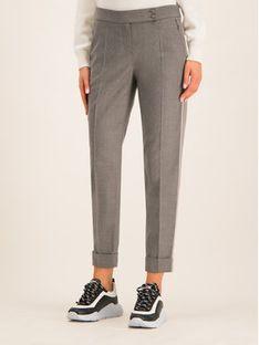 Laurèl Spodnie materiałowe 82061 Szary Regular Fit