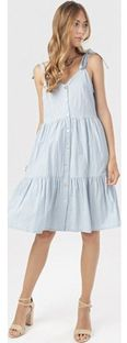 Born2be sukienka trapezowa