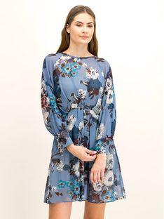 iBlues Sukienka codzienna 72262096 Niebieski Regular Fit