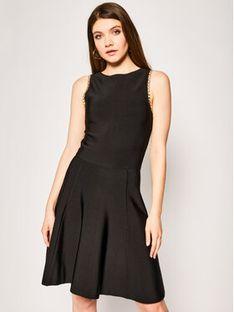 Marciano Guess Sukienka koktajlowa Miranda 02G735 5036Z Czarny Slim Fit