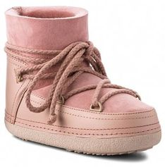 Inuikii Buty Boot Classic 70101-7 Różowy