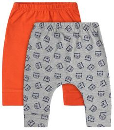 Primigi Komplet 2 par legginsów East Wear Boy 45126041 Kolorowy Slim Fit