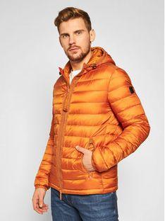 Strellson Kurtka puchowa 11 S.C. Modica 30023013 Pomarańczowy Regular Fit