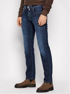 Pierre Cardin Jeansy Slim Fit 30031/000/1502 Granatowy Slim Fit