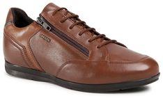 Sneakersy GEOX - U Adrien C U047VC 08554 C6001 Cognac