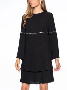 Zwiewna plisowana sukienka L`AF JADORE