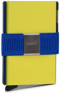 Mały Portfel Męski SECRID - Cardslide CS Electrolime