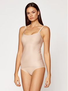 Chantelle Top Soft Stretch C16A40 Beżowy
