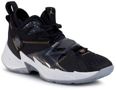 Buty NIKE - Why Not Zero.3 CD3003 001 Black/Metallic Gold/White