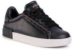 SuperTrash Sneakersy Lina Ced W 2011 001505 Czarny