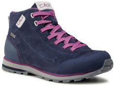 Trekkingi CMP -  Elettra Mid Wmn Hiking Shoes Wp 38Q4596  Blue Berry