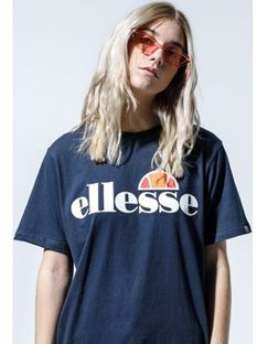 Bluzka damska Ellesse z krótkimi rękawami sportowa