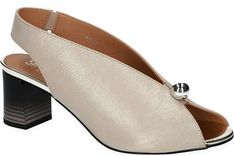 Sandały damskie Simen skórzane