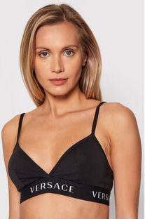 Versace Biustonosz braletka Donna AUD04067 Czarny