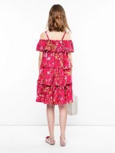 Primigi Sukienka codzienna Summer Paradise 43112581 Różowy Regular Fit