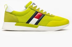 "Tommy Jeans ""Flexi Tommy Jeans Flag Sneaker"" Green"