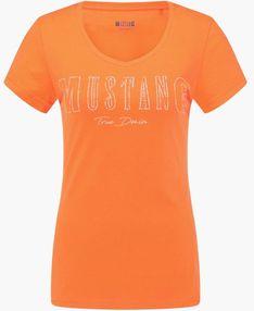 "Mustang ""Alexia V Print"" Orange"