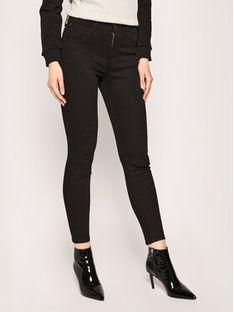 Wrangler Jeansy Skinny Fit Body Bespoke W27HLX023 Czarny Skinny Fit