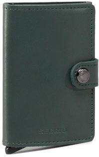 Mały Portfel Męski SECRID - Miniwallet M Original Green