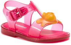 Sandały MELISSA - Mini Melissa Mar Sandal II Bb 32451 Pink 06185