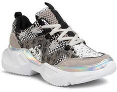 SuperTrash Sneakersy Niva Snk W 2011 058502 Szary