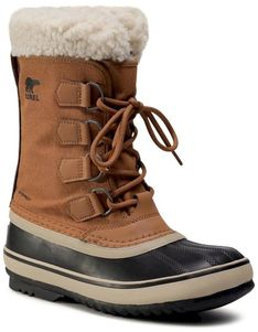 Śniegowce SOREL - Winter Carnival NL3483 Camel Brown/Marron Chameau 224